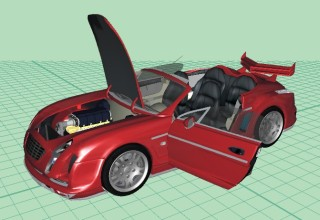 3D Car Configurator - 3DCar(TM) by Bluemind Software